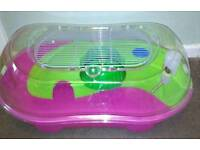 Hamster cage as new