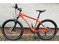 SPECIALIZED HARDROCK MOUNTAIN BIKE WITH NEW TYRES- IMMACULATE CONDITION WITH RECEPIT - FREE DELIVERY