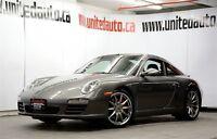 2011 Porsche 911 Targa 4S Navigation Sport Chrono Toit Panoramiq