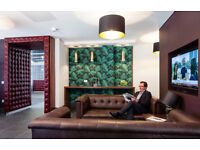 Gentleman's Club Themed Office Space for rent in St Paul's Farringdon Barbican City Thameslink EC1