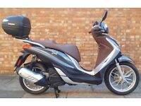 Piaggio Medley 125cc, spotless Condition, Only 618 miles!