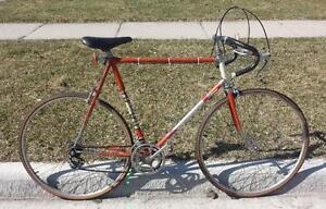 "Road Bikes For Sale, BALLILA 25""-INCH FRAME 27""WHEELS, & SAKAI, 23-INCH FRAME, 27"" WHEELS, ,"