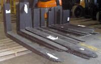 Forklift Forks, Clamps, Rotators, Positioners, Cascade Sideshift