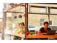 Summer Chefs required for Fantastic Cafe in East Dulwich!