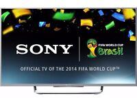 WARRANTY INCLUDED *** Sony Bravia KDL-55W829B *** 55 Inch Smart 1080p TV