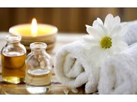 Mobile massages and body scrub offered by male