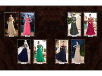 AASHI BY ETERNAL EMBROIDERED GOWNS COLLECTION