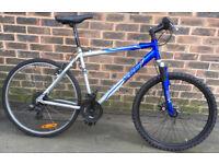 20 inch Apollo xc26 Aluminium hybrid City road adults MTB bike bicycle