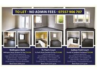 Luxury 2 Bedroom New Purpose Built Apartments To Let in Stockton Town Centre Newly Refurbished