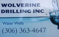 Water Well Drilling: Wolverine Drilling Inc.