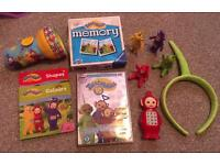 Teletubbies toy bundle
