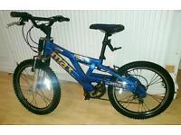 "RALEIGH Mega Max HT 20"" Mountain Bike"