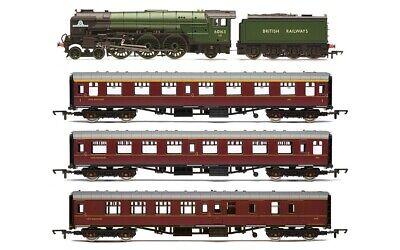 Hornby R3828 British Railways 60163 Tornado 'The Aberdonian' Train Pack DHL Post
