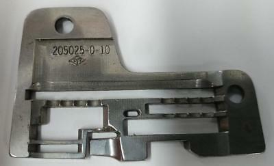 Original Rimoldi Needle Plate 205025-0-10