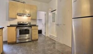 Furnished bedroom -all inclusive- McGill/Uqam-Downtown