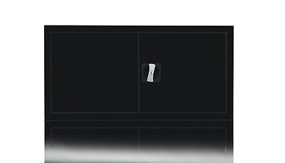 531129 Swing Door Cabinet Steel Office Storage Filling