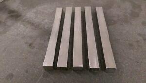 Mild Steel Bar Off cuts Flat Bar Dimensions 16mm x 12mm x 175mm Long x 5Off