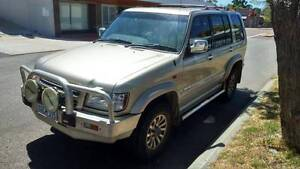2003 Holden Jackaroo Nullarbor 4x4 Perth Perth City Area Preview