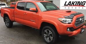 """2016 Toyota Tacoma SR5 TRD SPORT 4X4 DOUBLE CAB """"""""OFFROAD CHAMP"""""""
