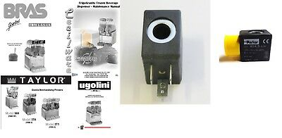Parker Wb4.5 For Ugolini Bras Taylor Cecilware Slush Machines 110-120 Volt.