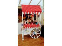 Candy Cart For Hire - Weddings, Christenings, Birthdays, Childrens Parties