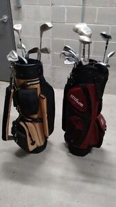 Mens and/or Ladies Golf Sets
