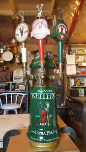 TOUR A BIERE ALEXANDER KEITH'S