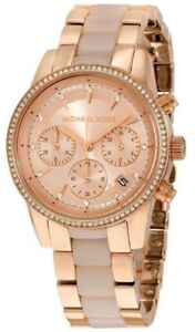 Michael Kors Watch (LADIES) rose gold