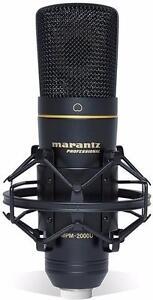 Marantz Professional MPM2000U Microphone Studio USB