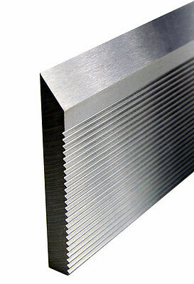Corrugated Back High Speed Molder Knife Steel 25 X 1-34 X 516 Bars