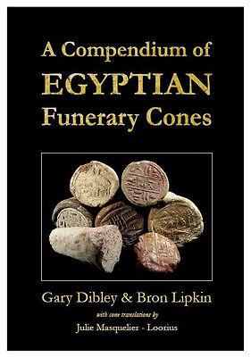 A Compendium of EGYPTIAN Funerary Cones