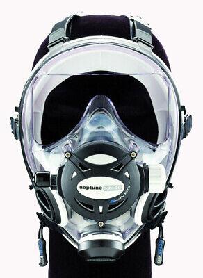 Ocean Reef Diving - Ocean Reef Neptune Space G.divers Full Face Diving Mask Medium/Large White