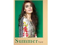 KVC SUMMER VOL-2 WHOLESALE PAKISTANI CONCEPT DRESS MATERIAL