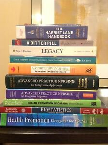NURSING TEXTS for sale!