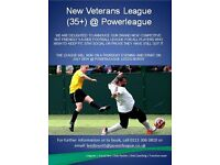 Powerleague's Veterans League