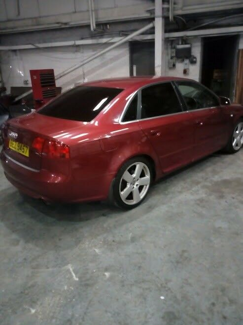 AUDI A FSI SLINE QUICK SALE In Newtownabbey County - Audi a4 2005 for sale