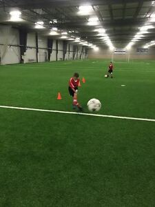 Indoor Turf Soccer Field Rental 11pm Special $65/hr! Book now!