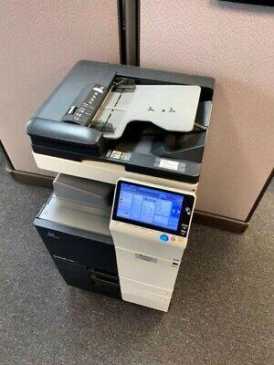 Multi-function Color Printer Scanner Copier Konica Minolta Bizhub C368