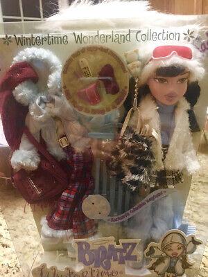 NEW IN BOX 2003 Bratz Wintertime Wonderland JADE Toy Of The Year