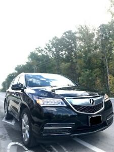 2014 Acura MDX ELITE , With ACURA PLUS Warranty