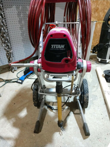 Titan Advantage 200 Airless Paint Sprayer with xtra Hose,New Gun Internals