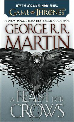 A song of ice and fire: A feast for crows by George R. R Martin (Paperback /