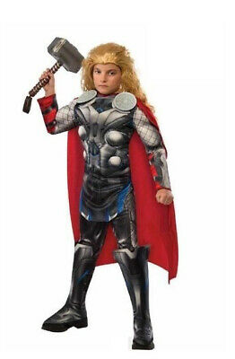 Thor Childrens Costume (Kids Deluxe Thor Costume)