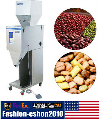 Automatic Powder Filler Machine Racking Filling Weigh Teaseedgrain Digtal Fill