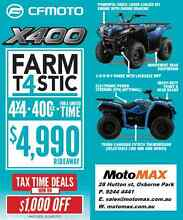 NEW CFmoto X400 ****EFY Special**** Osborne Park Stirling Area Preview