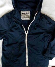 Boys waterproof jacket