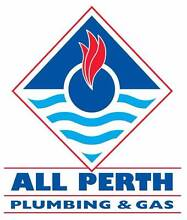All Perth Plumbing and Gas Wembley Cambridge Area Preview