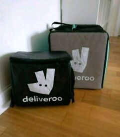 Deliveroo Bag brand new