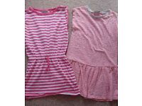 2 girls next dresses 7 years