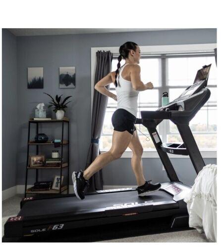 Sole Fitness F63 Treadmill